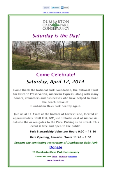 Celebration in the Park4-10